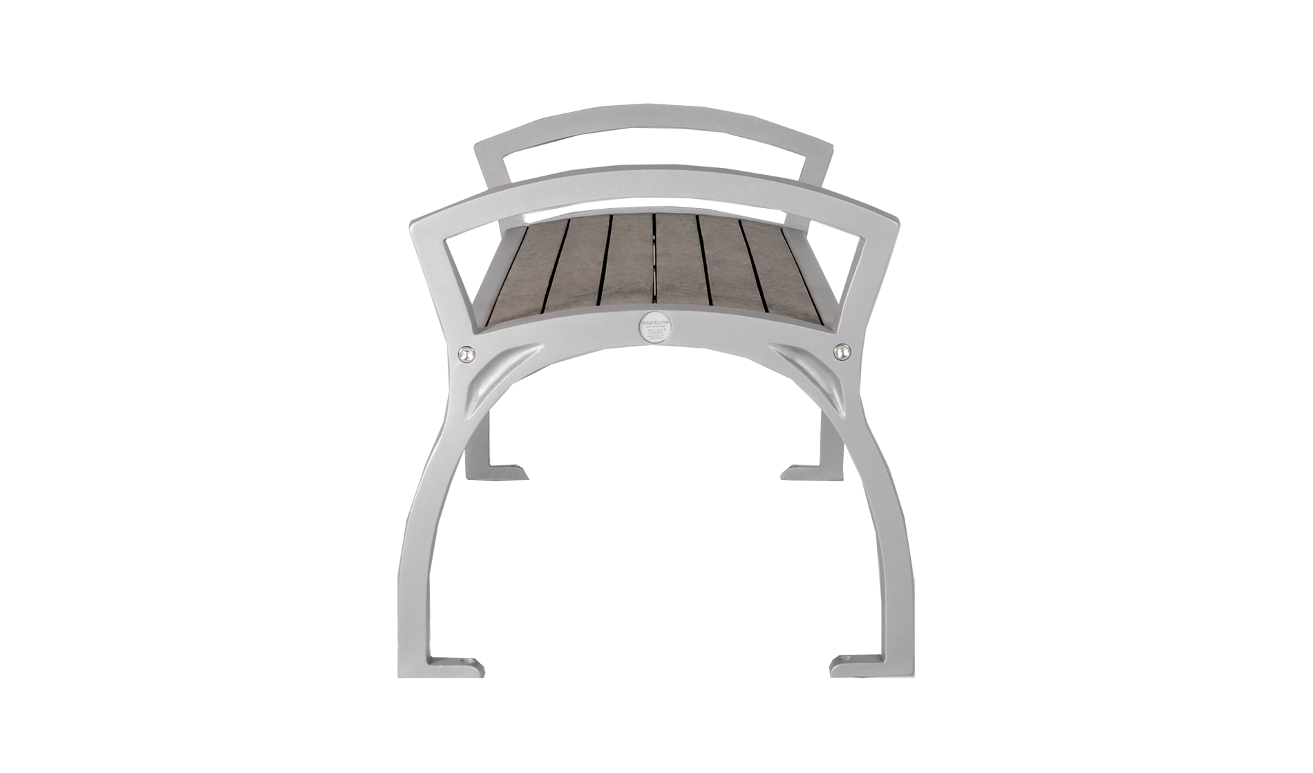 Tremendous Modena Straight Park Bench Wishbone Site Furnishings Ibusinesslaw Wood Chair Design Ideas Ibusinesslaworg