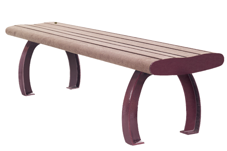 Urbain Da Vinci Bench Wishbone Site Furnishings