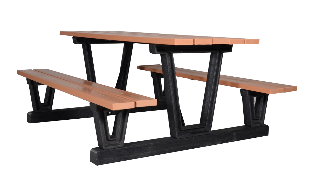 Sensational Park Series Picnic Table Wishbone Site Furnishings Caraccident5 Cool Chair Designs And Ideas Caraccident5Info