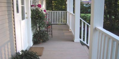 x6 Recycled Plastic Lumber for consumer deck Langley B