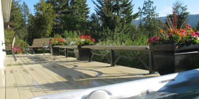 x 6 Recycled Plastic Lumber for Deck in West Kelowna BC