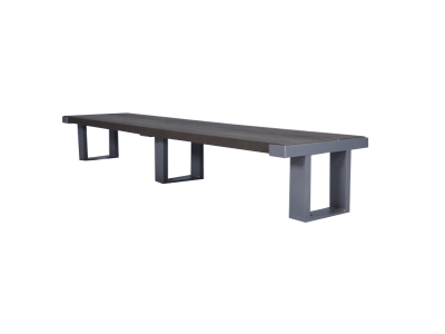 Skyline Wall Bench