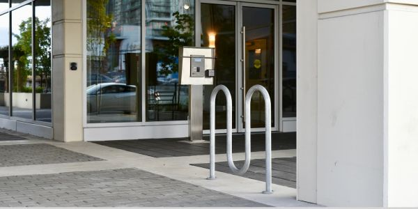 Wishbone 5 Space Surf Bike Rack in Burnaby BC (1)