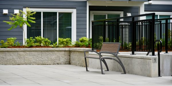 Wishbone 5 ft Modena Bench in Maple Ridge BC (2)