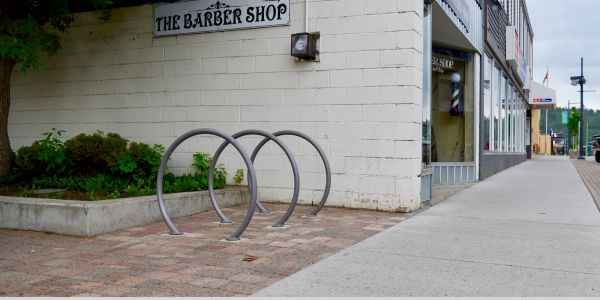 Wishbone Loop Bike Racks in Quesnel BC (1)