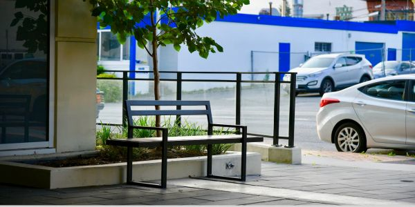 Wishbone Skyline Bench in Burnaby BC (1)
