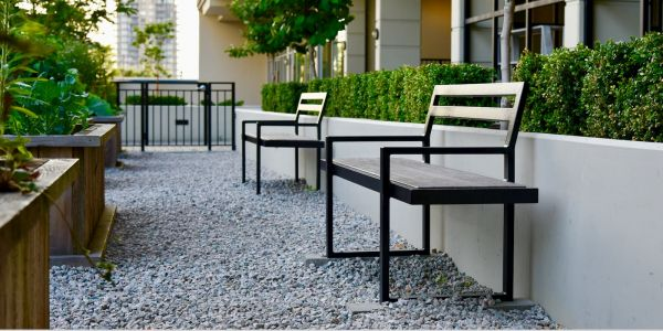 Wishbone Syline Benches in Burnaby BC (1)