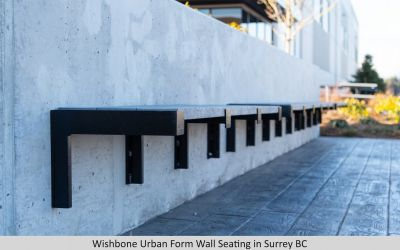Wishbone Urban Form Wall Seating-1