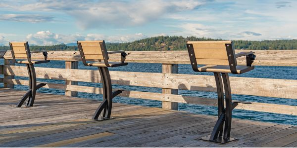 Wishbone-Fishermans-Chair-in-Campbell-River-BC-Rear-View