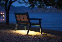 Wishbone-Rutherford-Wide-Body-Bench-with-LED-lights-Peachland-BC