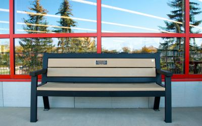 Wishbone-Rutherford-Wide-Body-Memorial-Bench-in-Leduc-Alberta