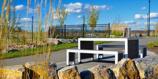 Wishbone-Urban-Form-Picnic-Table-Desrochers-Subdivision-in-Edmonton-Alberta