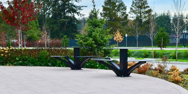 Wishbone-Urban-Space-Round-Picnic-Tables-in-Surrey-BC