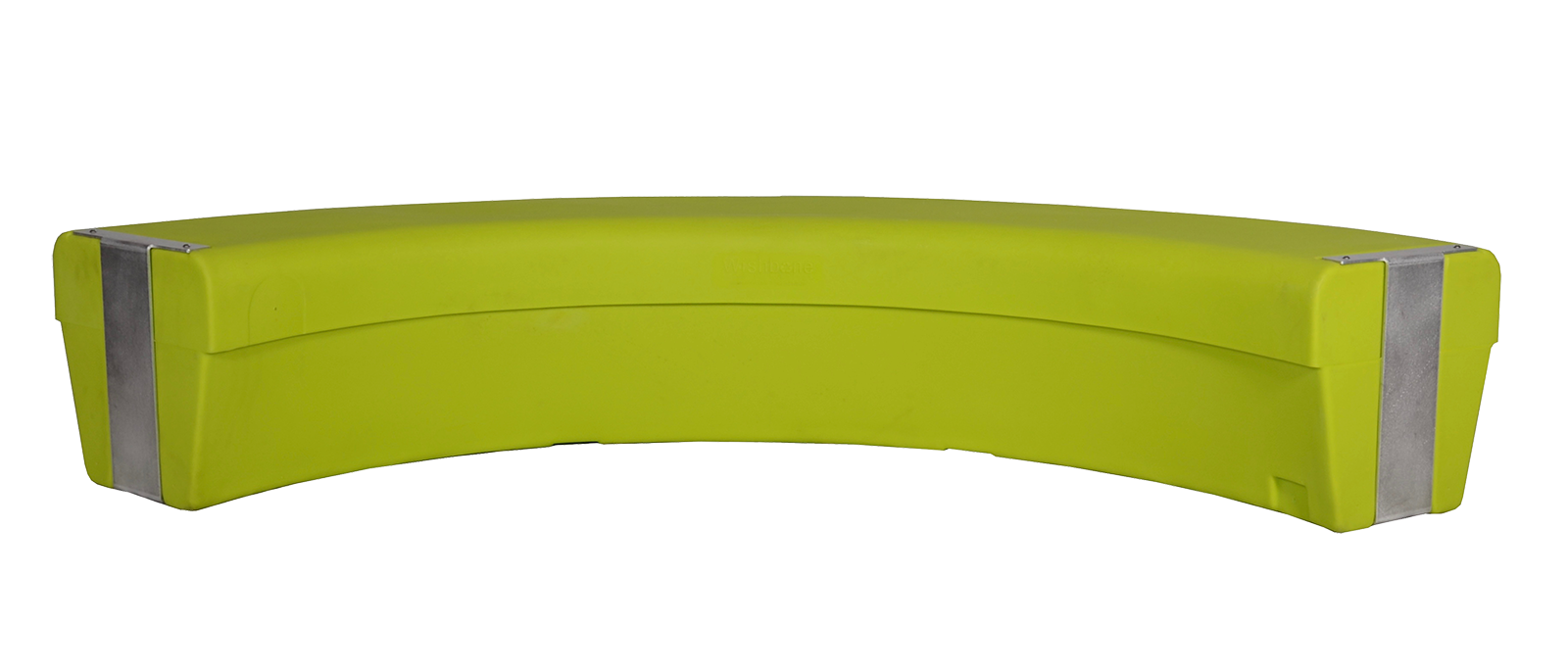 Annison Modular Bench Top View in PNE Green Colour