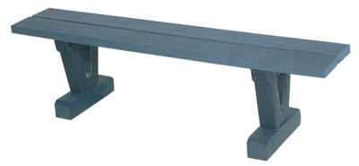 Park Series Straight Bench