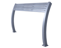 Leaning Benches