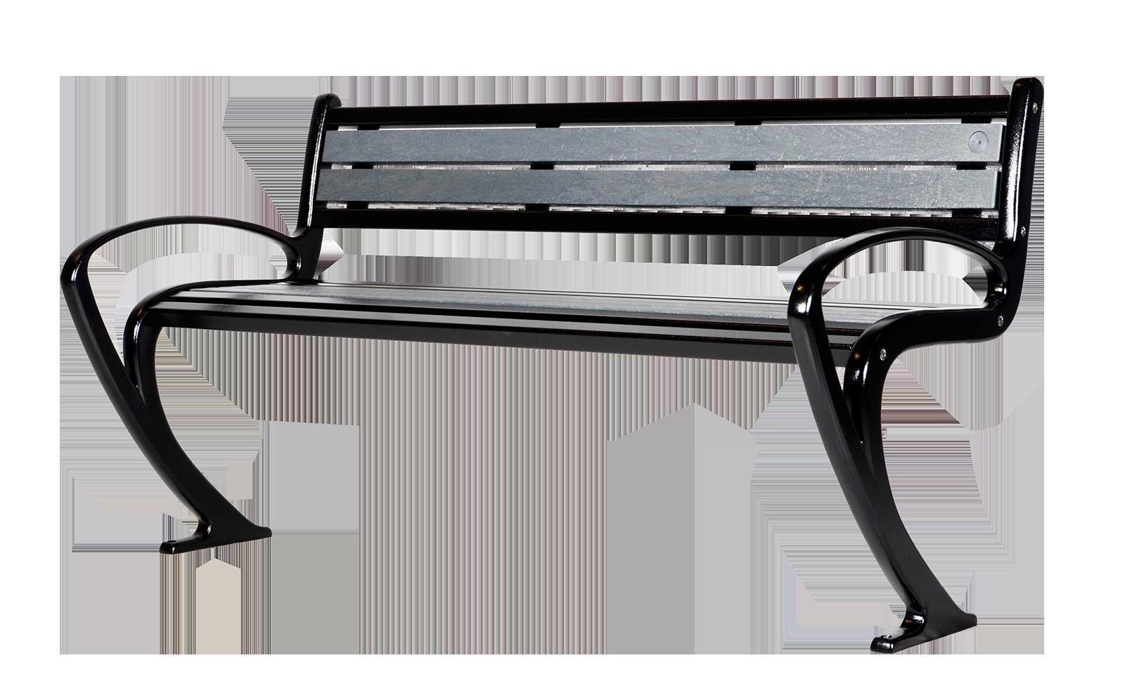 Fantastic Tenaj Park Bench Wishbone Site Furnishings Ncnpc Chair Design For Home Ncnpcorg