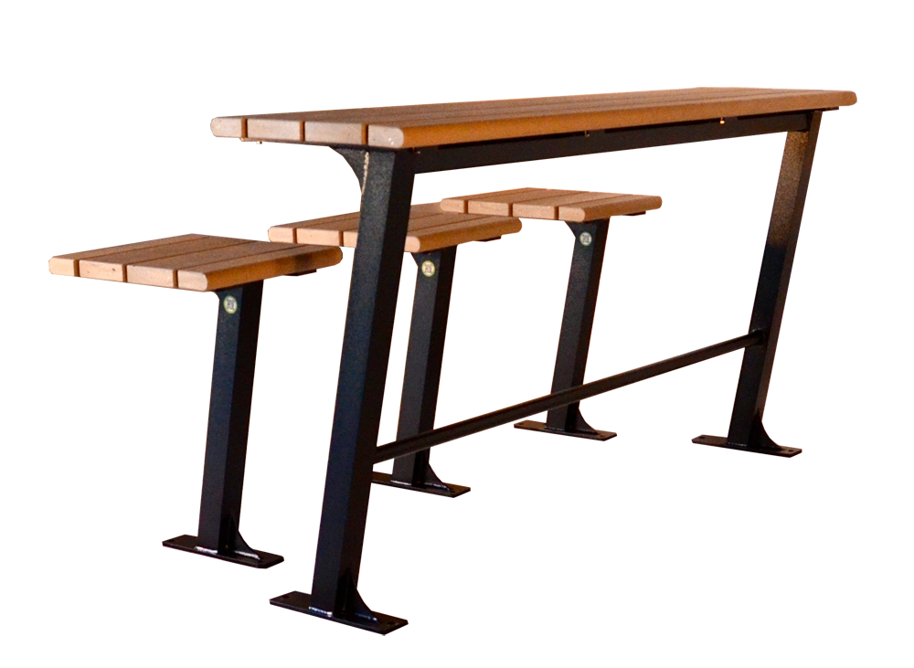 Bistro Bench / Table Combo